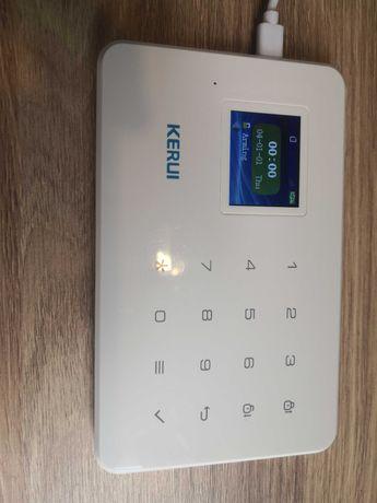 Kerui G18. Управляющий модуль сигнализации. Работает по GSM