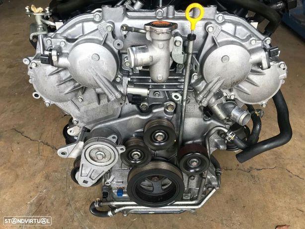 Motor NISSAN INFINITI 370Z 3.7L 320/344 Cv - VQ37