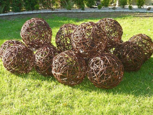 Kula wiklinowa florystyczna średnica 30 cm