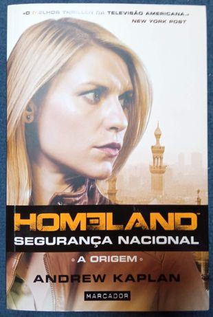 Homeland - Segurança nacional - Andrew Kaplan (oferta dos portes)