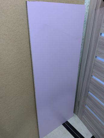 Дсп 18 мм цвет лиловый фасад