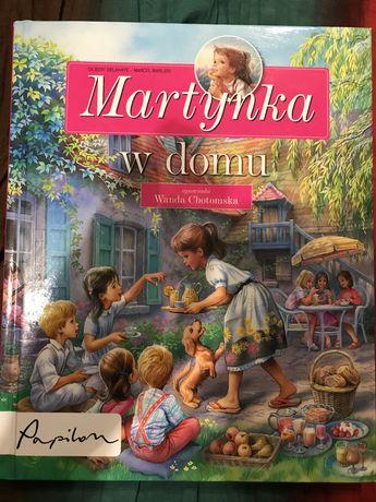 Martynka w domu