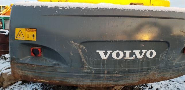 koparka VOLVO EC 290 cnl 2008r balast przeciwwaga obciążnik