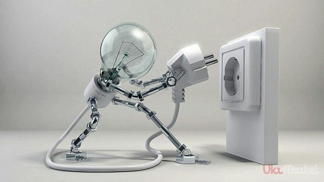 Электрик. Услуги электрика в Полтаве./Електрик. Послуги електрика.