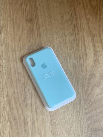 Apple etui case iphone x/xs miętowy