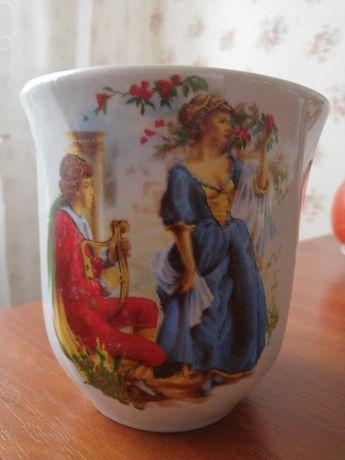 Чашка большая 500 мл Полонное