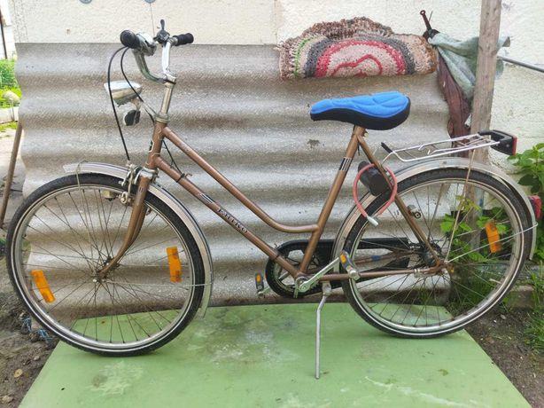 Велосипед на планетарной втулке