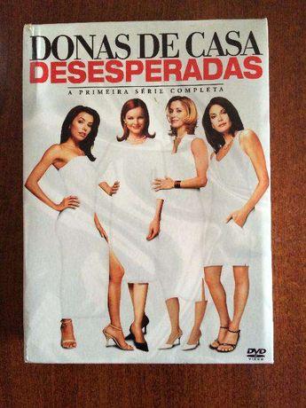 Donas de Casa Desesperadas (1ª Série) (DVD)