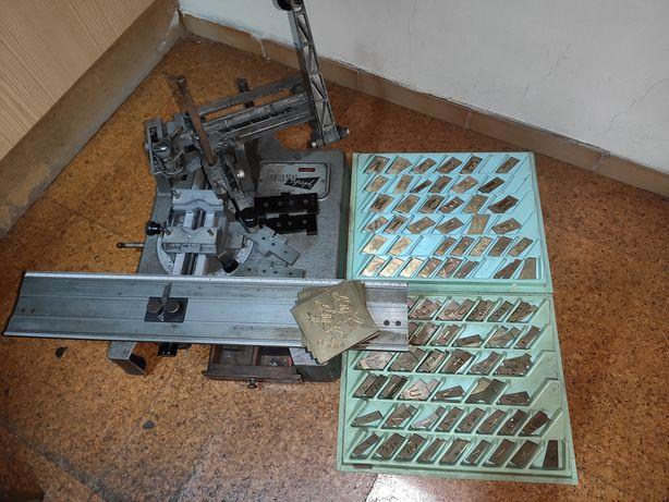 Máquina de gravação