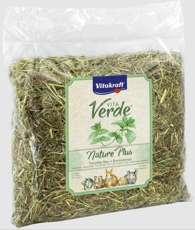 Siano Vitakraft Vita Verde 500g z pokrzywą
