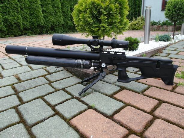 Wiatrówka / Karabinek AirGun Technology Uragan KING 7,62 mm Tuning Tłu