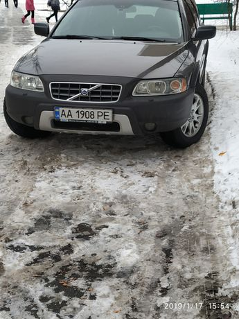 Продам Volvo xc 70