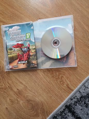 Gra na PC Farming Simulator 17