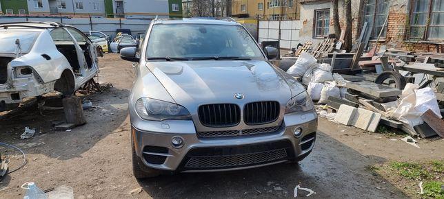 BMW X5 E70 БМВ Х5 Е70 РАЗБОРКА шрот запчасти двигатель