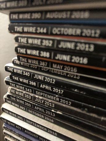 THE WIRE magazine muzyka elektroniczna ambient eksperymentalna jazz