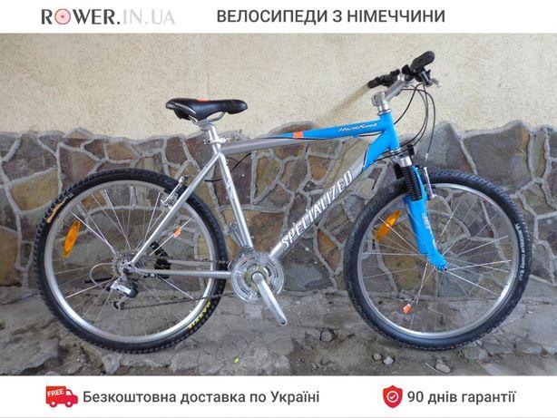 Велосипед Specialized 26 з вилк. Rock Shox / Велосипеды из Германии бу