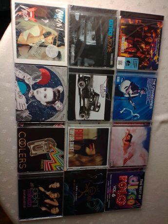 Nowe płyty CD oryginalne