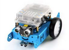 Zestaw dydaktyczny robot mBot do nauki programowania