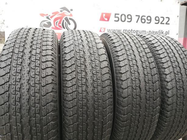 Opony letnie 4x 255/70r18 113S Bridgestone