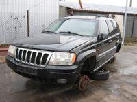 Jeep Grand Cherokee WJ 3.1d 140km 2000r Tylko na części!