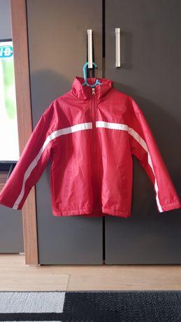 Czerwona  wiosenna kurtka, 128