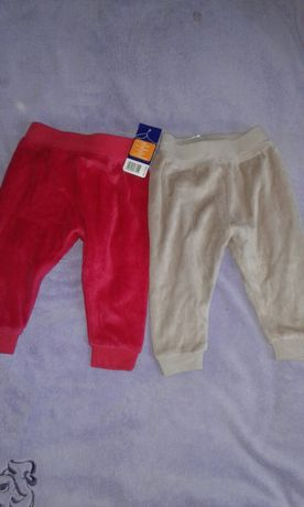Бронь.Теплые штаны lupilu