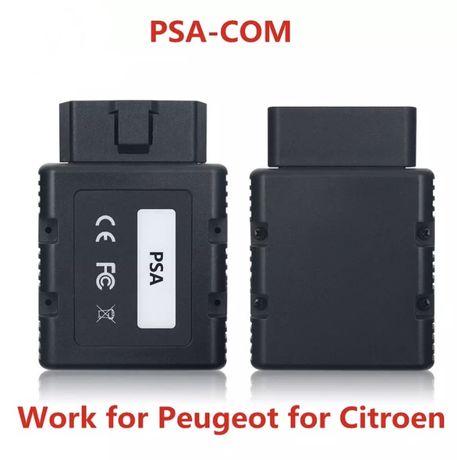 Автосканер PSA COM Peugeot Citroen Lexia 3; Renault-COM CAN CLIP