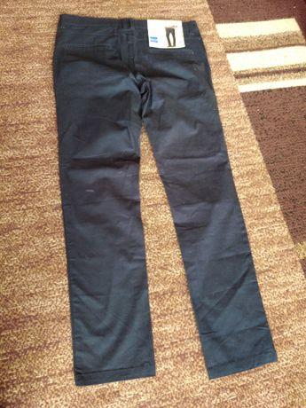 Spodnie męskie CHINO granat 54