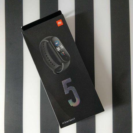 Xiaomi miband 5 PL smart opaska nowa