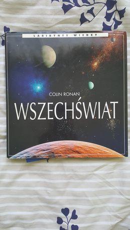 """Wszechświat"" Colin Ronan książka"