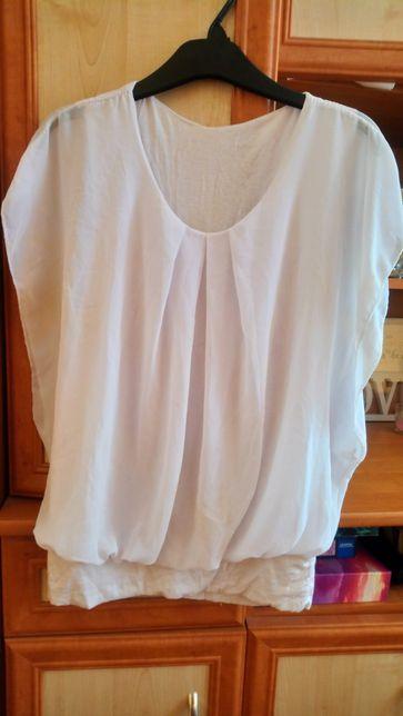 Biała bluzka XL/2XL