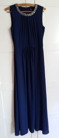 Sukienka długa Orsay