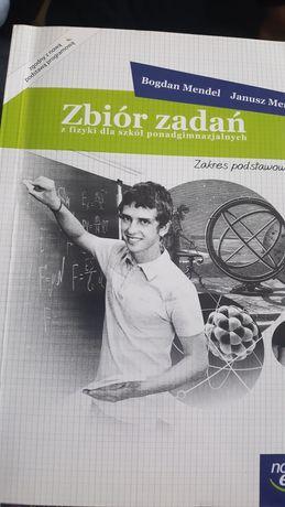 Zbiór zadań z fizyki Mendel