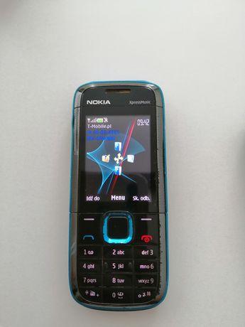 Nokia xpress music sprawna, bateria długo trzyma