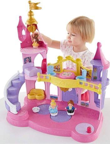 Замок Дисней Disney Princess Музыкальный дворец