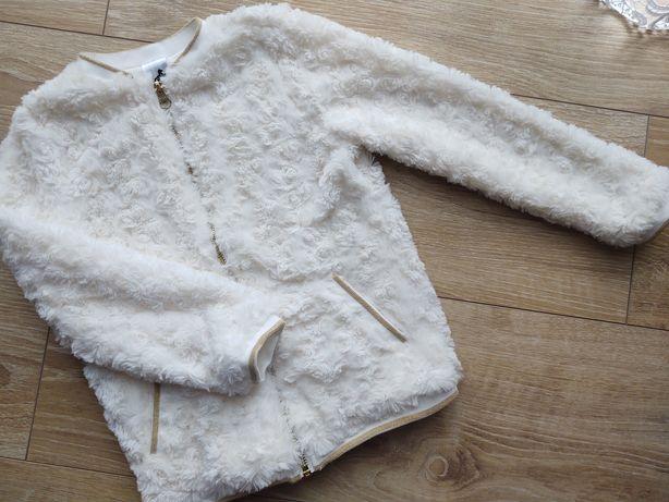 Sweterek rozpinany elegancki