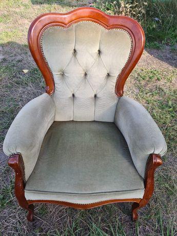 Fotel znanej firmy ital salotti