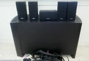 Sistema 5.1 Bose Acoustimass 10 serie 4