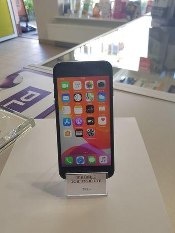 Iphone 7 black 2GB, 32GB