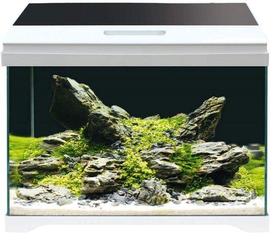 Akwarium 50L wraz z filtrem NOWE