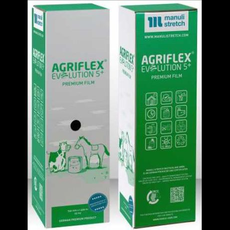Folia rolnicza do sianokiszonki Agriflex Evolution 750mm WYPRZEDAŻ