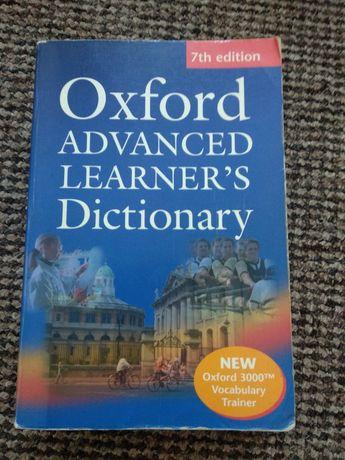Тлумачний словник з англійської мови Oxford advanced learner's diction