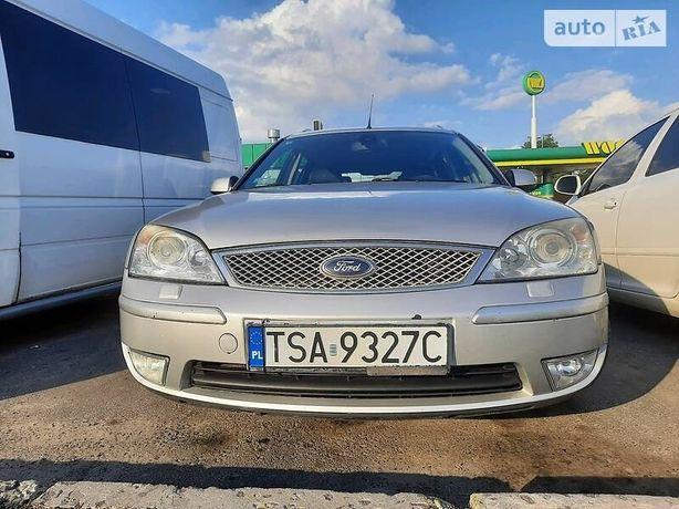Форд Мондео 3, 2.0Tdci, 2005 року