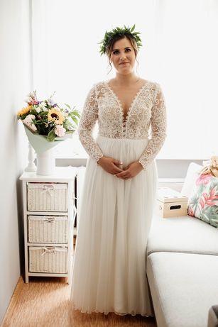 Suknia ślubna Aldona By Ola La