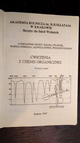 Ćwiczenia z chemii organicznej