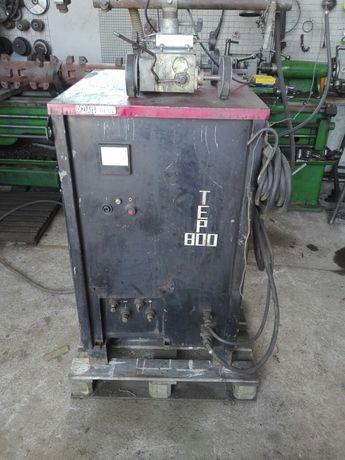 Ozas do spawania łukiem krytym saw traktor i źródło prądu