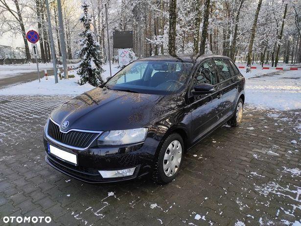Škoda RAPID Salon Polska*I własciciel*Bezwypadek*1.2 TSI 110km*