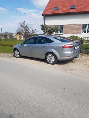 Ford Mondeo 2.0 TDCI 2008 rok