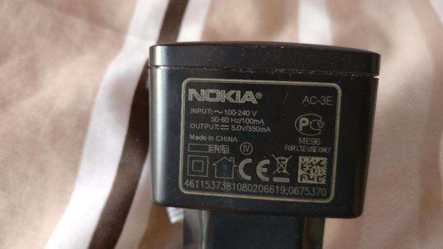 Carregador Nokia AC-3E c/Portes