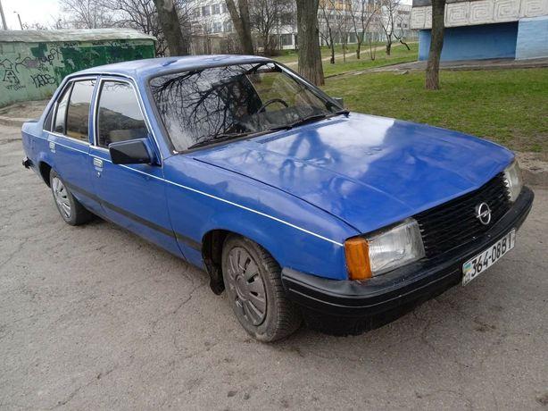 Опель Рекорд Opel Rekord